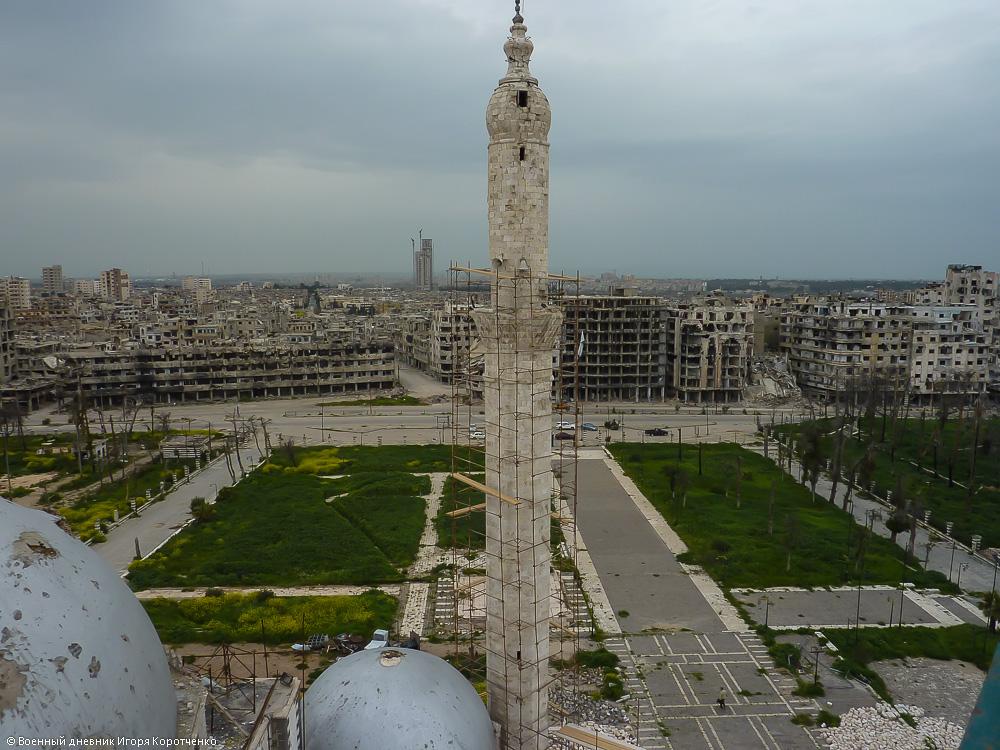 Мечеть Халида ибн Аль-Валид 10