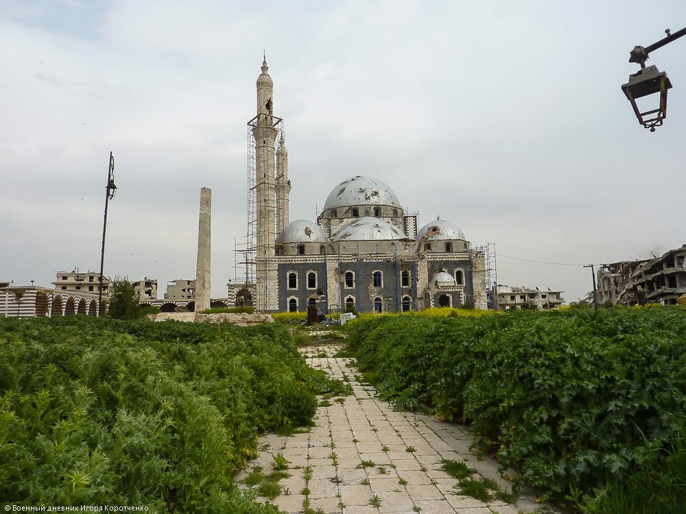 Мечеть Халида ибн Аль-Валид