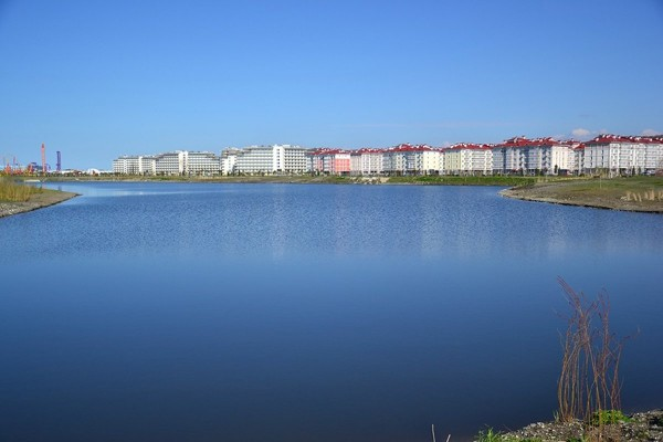 a-long-view-of-the-olympic-village