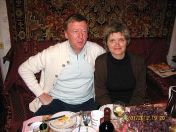 smirnova-chubais-wedding