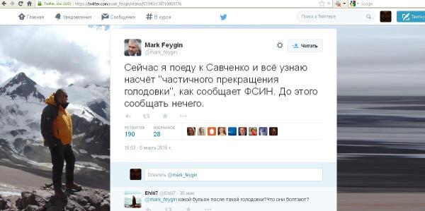 Фейгин Савченко