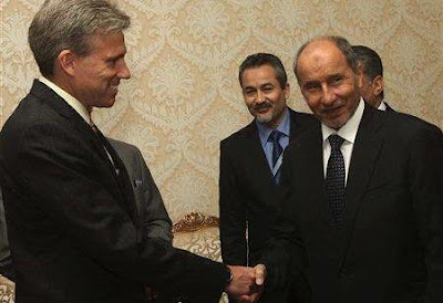 US ambasador in Libya