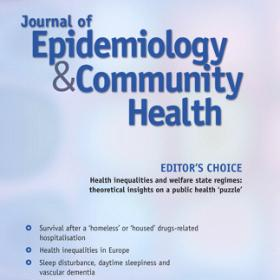 Journal of Epidemiology and Comm Health