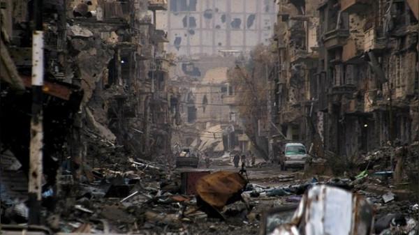 Украина Сирия