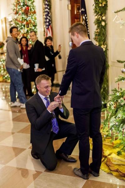 Геи в Белом доме