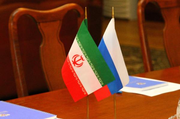 россия-иран
