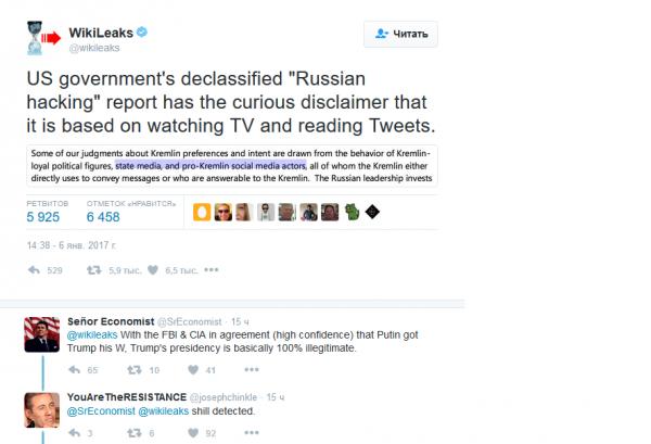 Викиликс