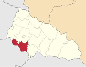 Beregovskyi-Raion