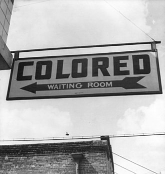 330px-1943_Colored_Waiting_Room_Sign