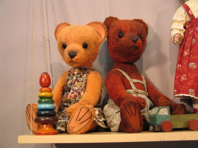 Мишки Тедди 081