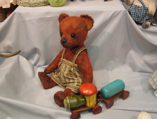 Мишки Тедди 086