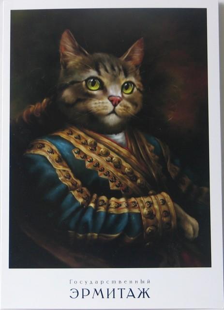 коты эрмитажа 036