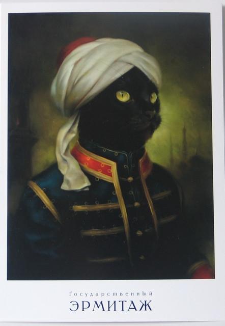 коты эрмитажа 035