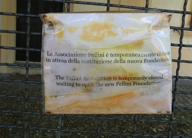 Феллини в Римини 154