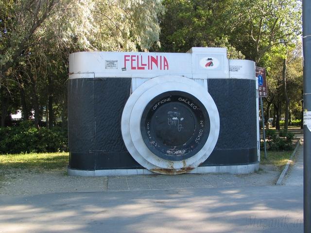 Феллини в Римини 002