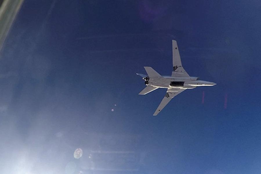 Ту-22М3. Фото с сайта МО РФ