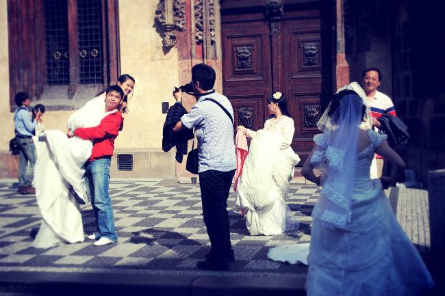 3 свадьба