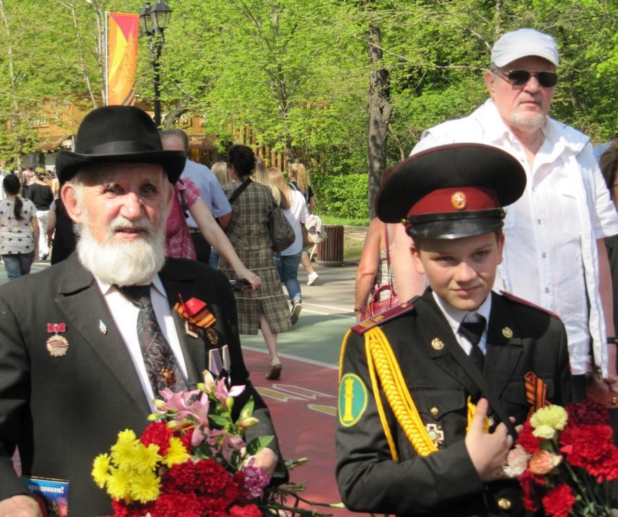 9 мая Парк Сокольники (1)