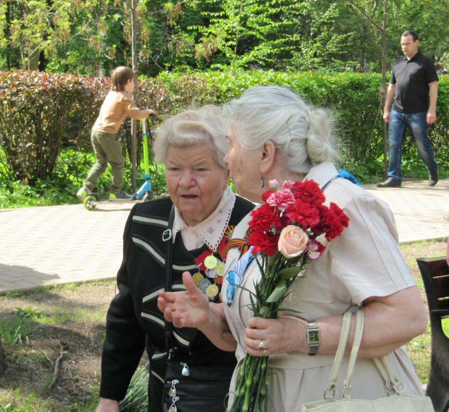 9 мая Парк Сокольники (2)