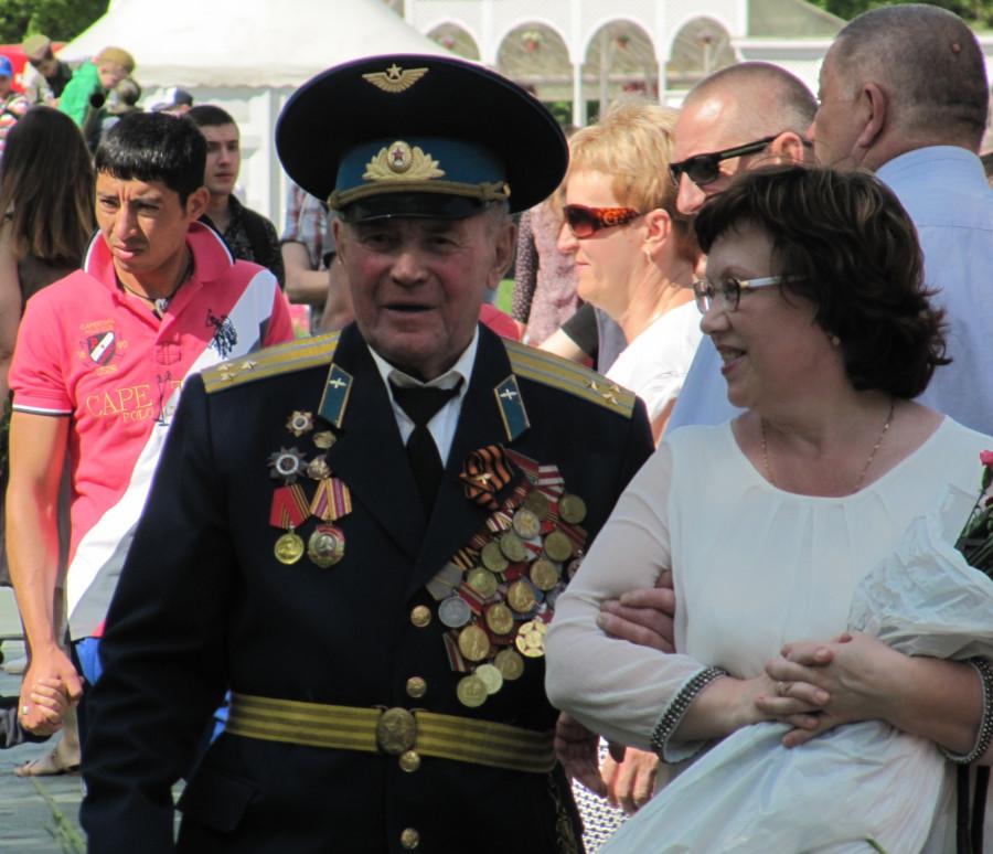 9 мая Парк Сокольники (3)