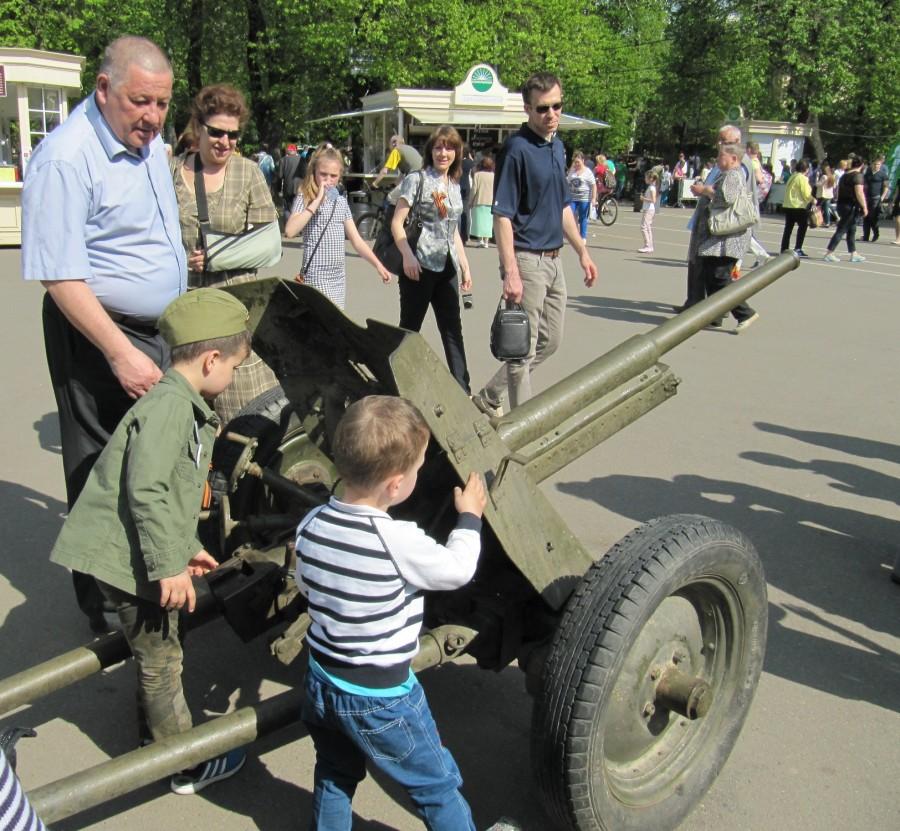 9 мая Парк Сокольники (6)