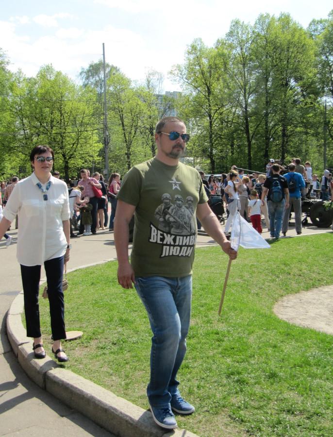 9 мая Парк Сокольники (8)