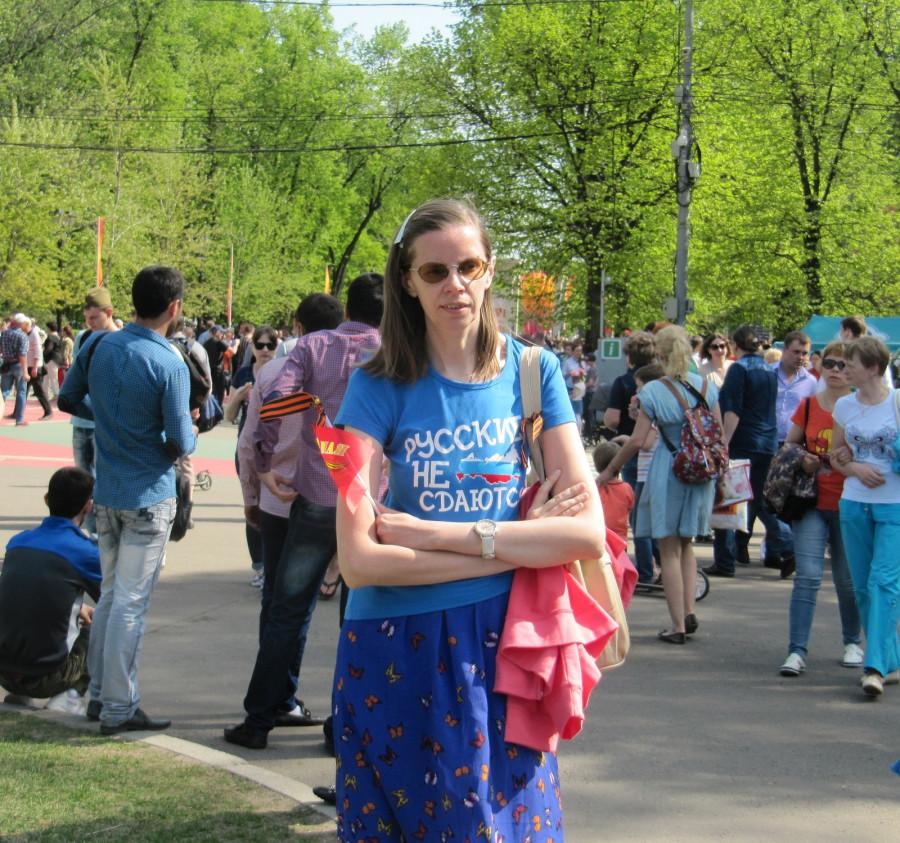 9 мая Парк Сокольники (9)