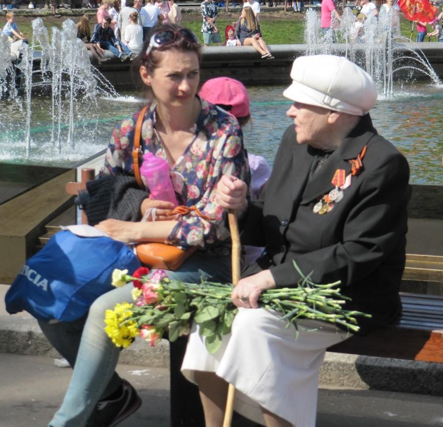 9 мая Парк Сокольники (11)