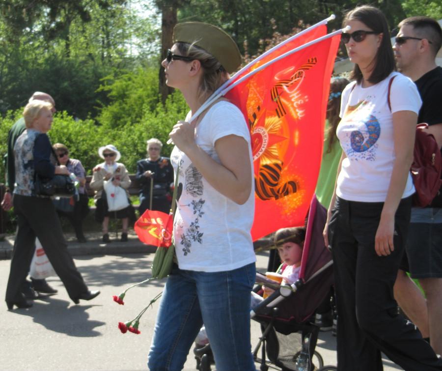 9 мая Парк Сокольники (13)