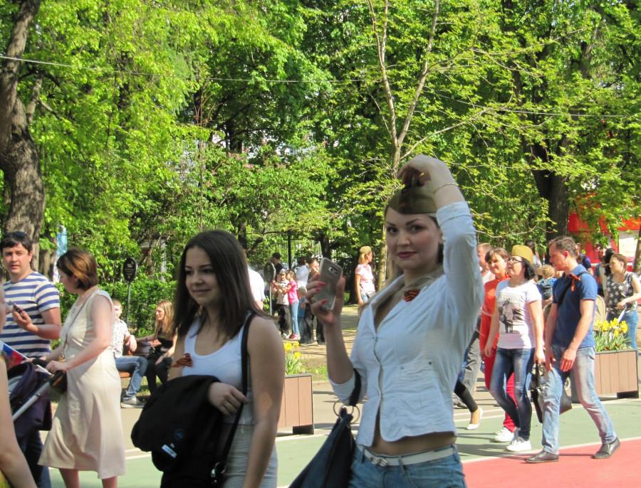 9 мая Парк Сокольники (17)