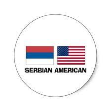 serbian american