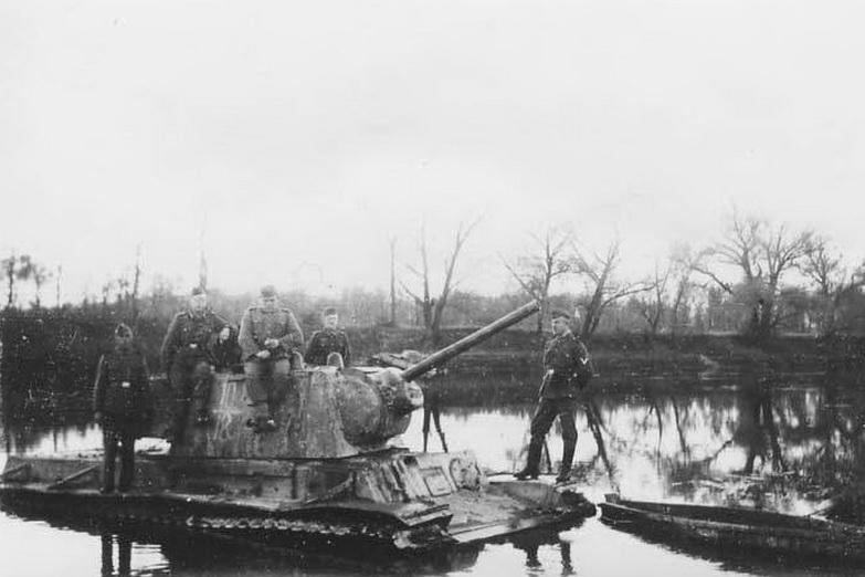 О танках 91-й танковой бригады