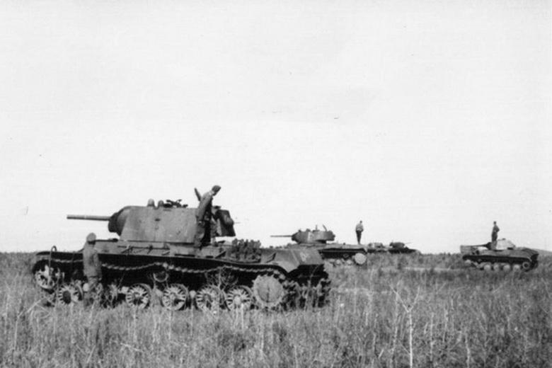 На пути к Сталинграду