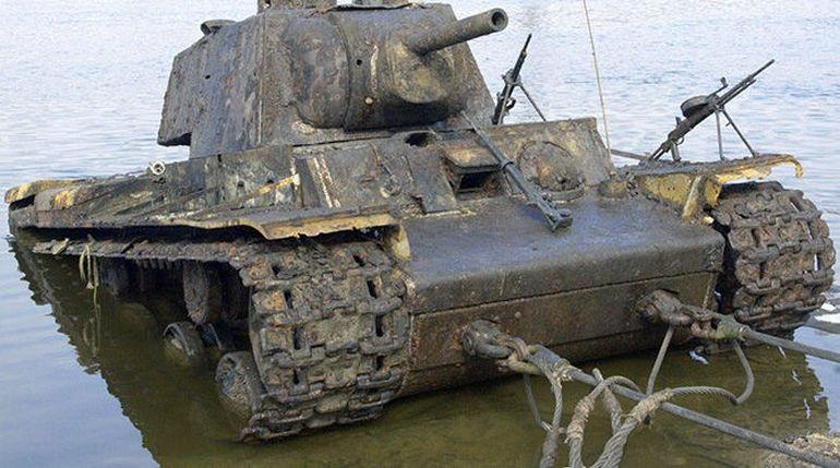 О переправе танков КВ через Неву в 1941 году. Продолжение.