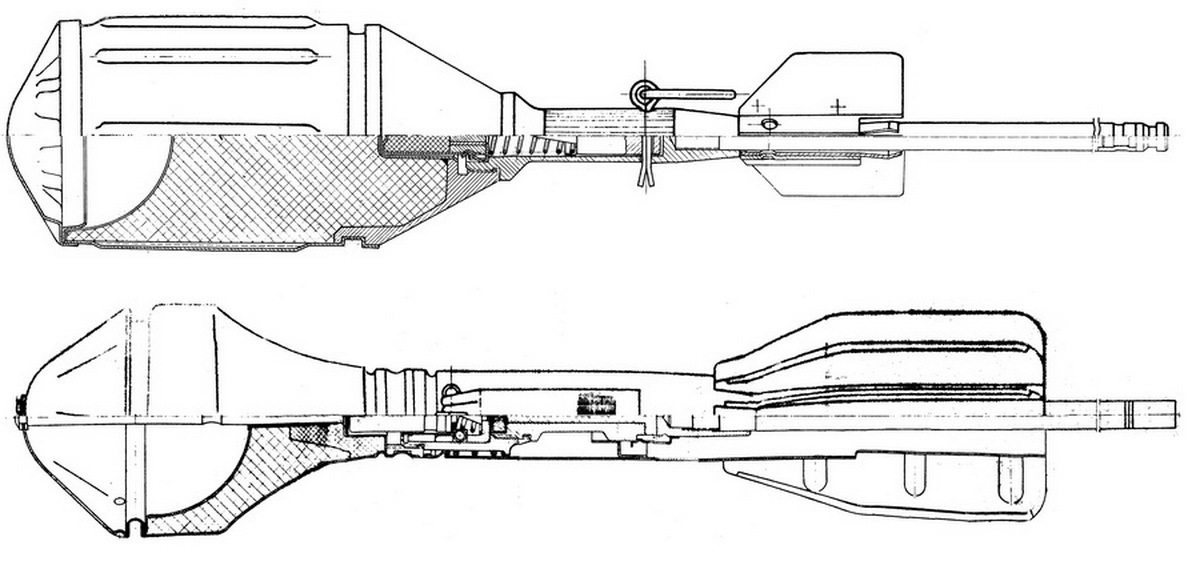 ВПГС-41 (август 1941 г.) и УГС-30 (сентябрь 1942 г.)