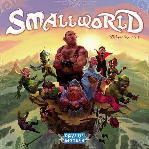Small World box