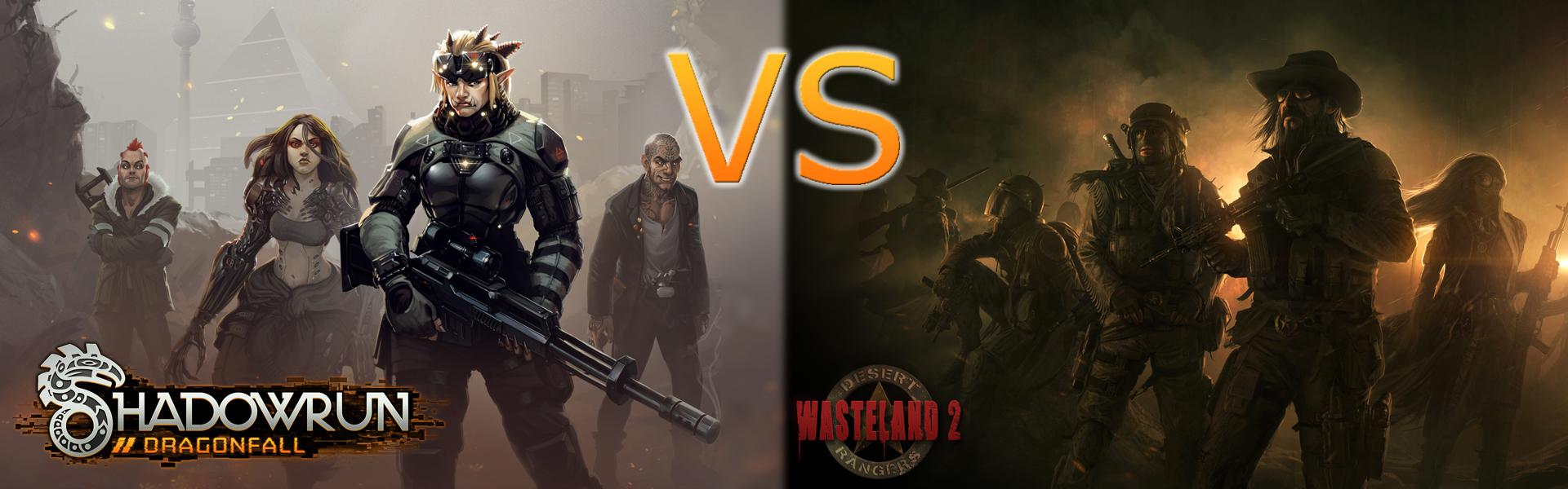 Shadowrun VS Wasteland