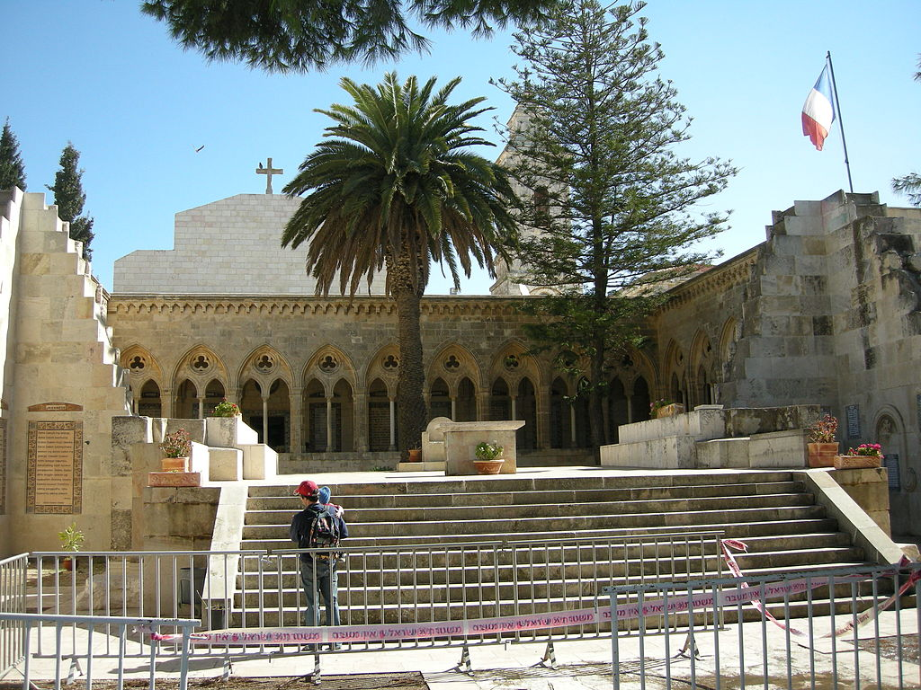 Монастырь кармелиток в Иерусалиме