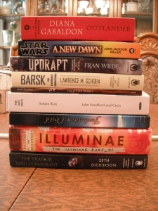 bookcon2015haul