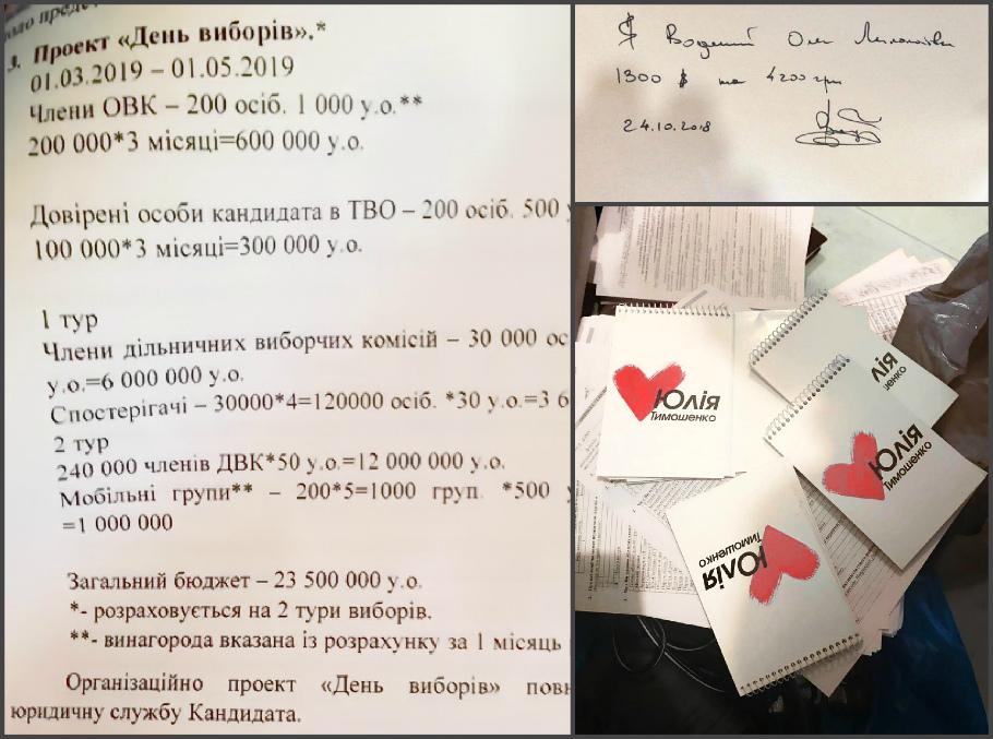 Подкуп налом, материальная помощь и фальшивые кандидаты, - Тимошенко заявила о схемах фальсификации выборов штабом Порошенко - Цензор.НЕТ 2659