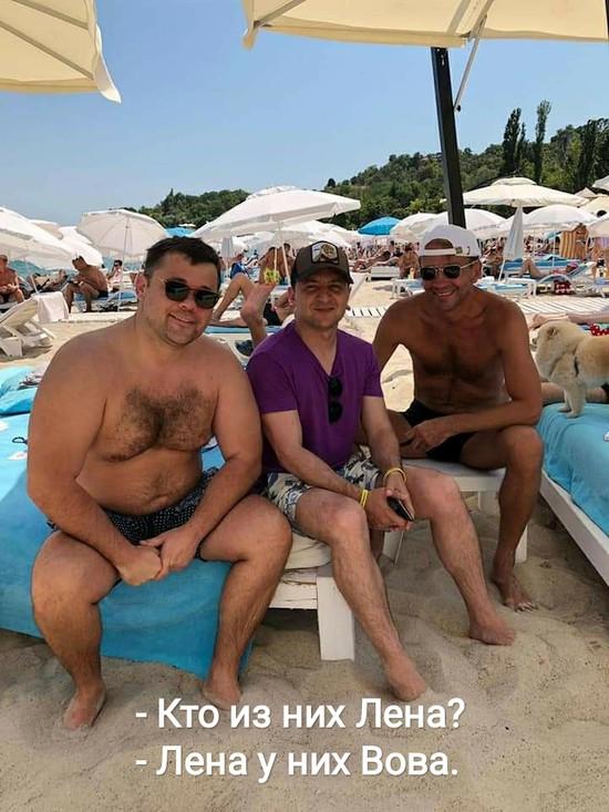 Как Владимир и Андрей солнце на руках держали - Цензор.НЕТ 9951