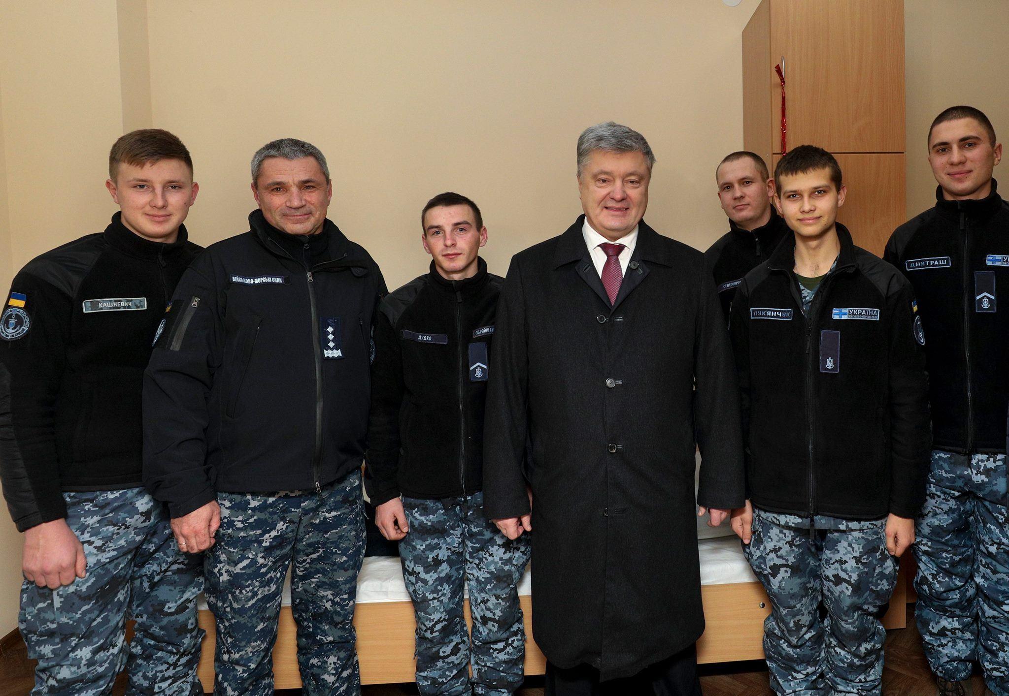 Усім звільненим морякам уже купили квартири, вони мешкатимуть в одному будинку, - заступник голови ОП Тимошенко - Цензор.НЕТ 3754