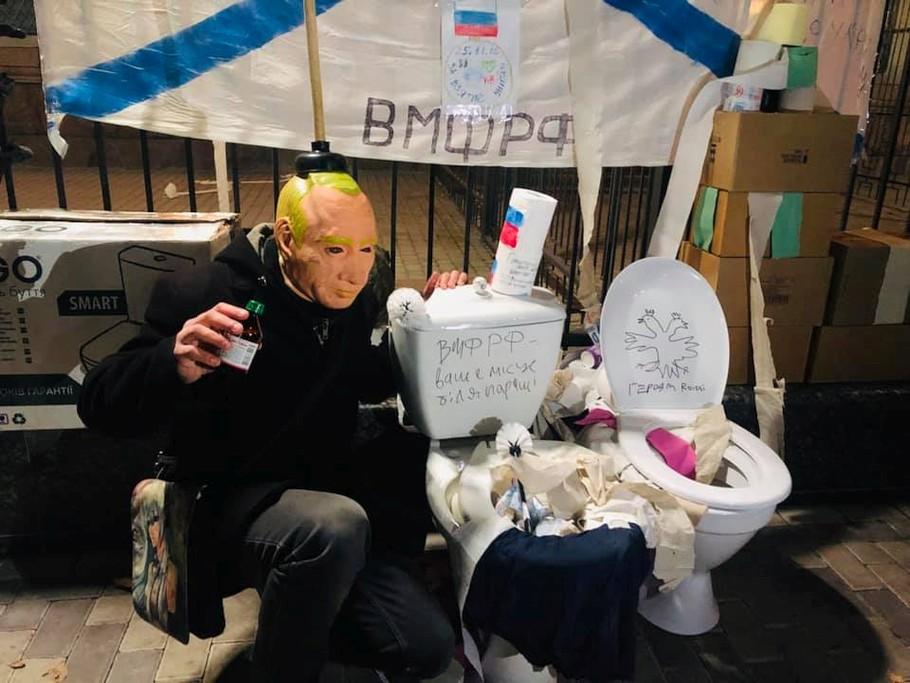 Зеленський провів телефонну розмову з Путіним - Цензор.НЕТ 2647