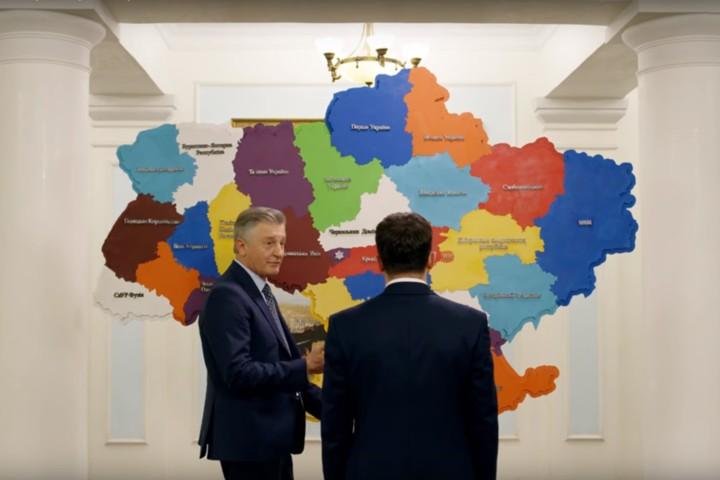 Опубліковано текст законопроєкту Зеленського зі змінами до Конституції щодо децентралізації: Префекти, округи та місцеві референдуми - Цензор.НЕТ 3379