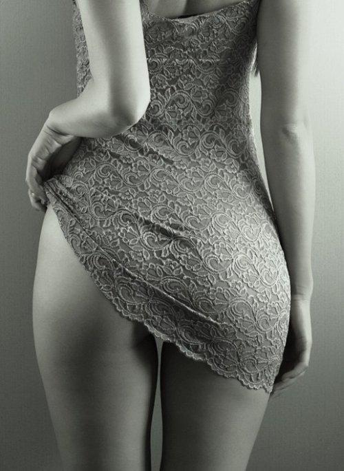черно белые попки фото