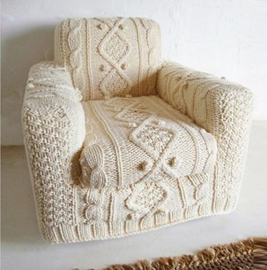 украшение дивана