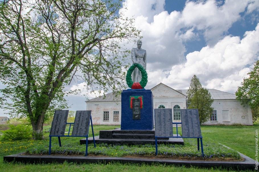 Как выглядит украинское село