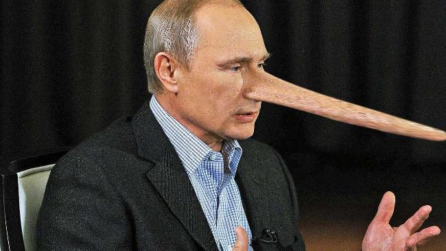 """В Кремле """"подредактировали"""" интервью Путина изданию """"Bild"""", - СМИ - Цензор.НЕТ 2723"""