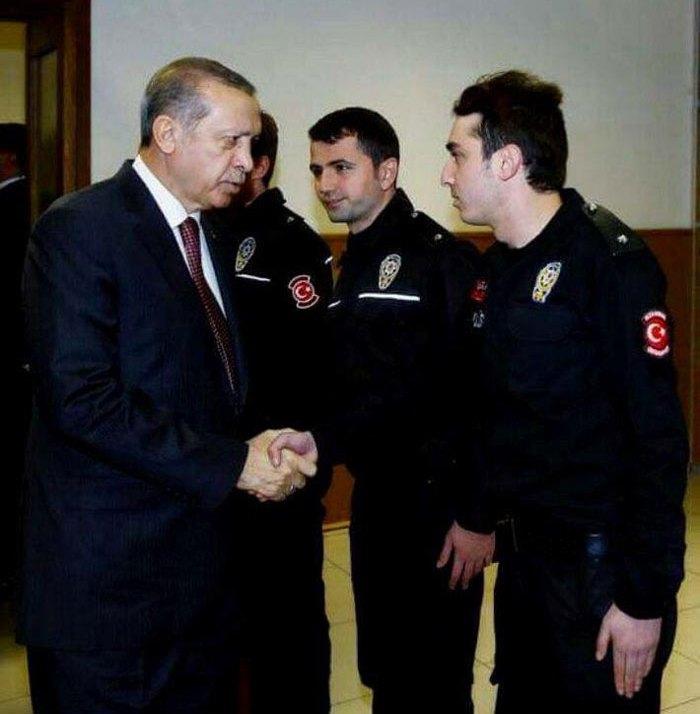 Становится всё интереснее: путинского посла расстрелял  бывший охранник Эрдогана