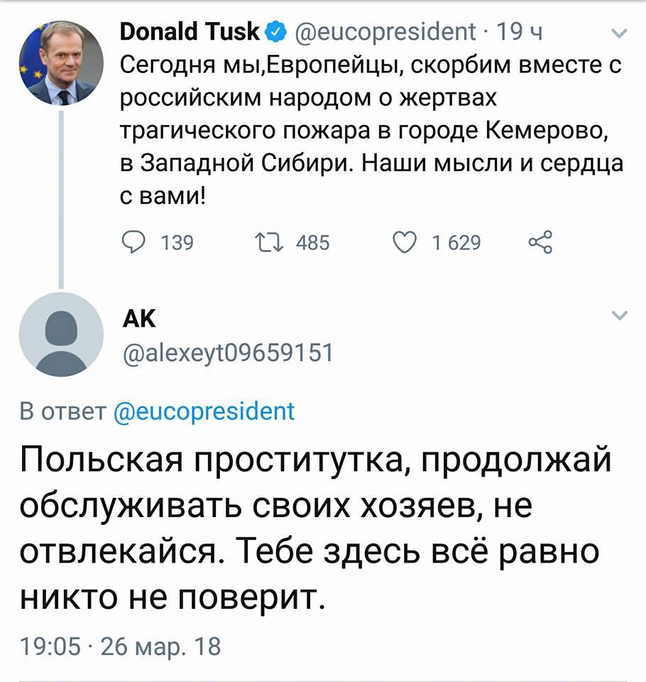 """Губернатор Кемеровської області Тулєєв назвав родичів загиблих у пожежі """"бузотерами"""" - Цензор.НЕТ 5027"""